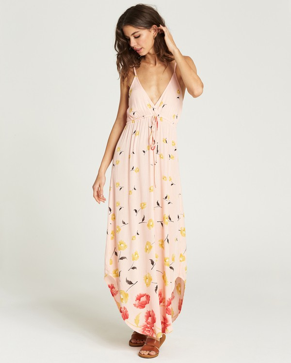 0 Like Minded Maxi Dress  JD07PBLI Billabong