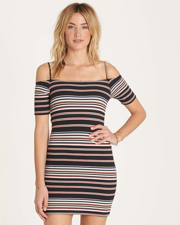 0 Checked Out Dress  JD11MCHE Billabong