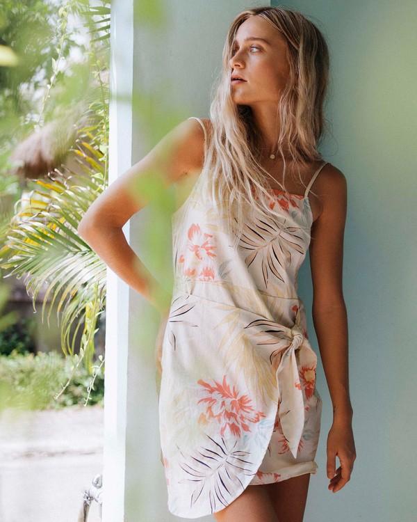 0 Island Hopper Dress White JD171BIS Billabong