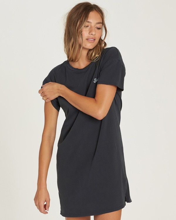 0 Last Quarter Shirt Dress  JD24QBLA Billabong