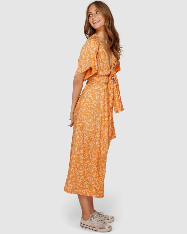 0 Blossom Dress  JD61VBBL Billabong