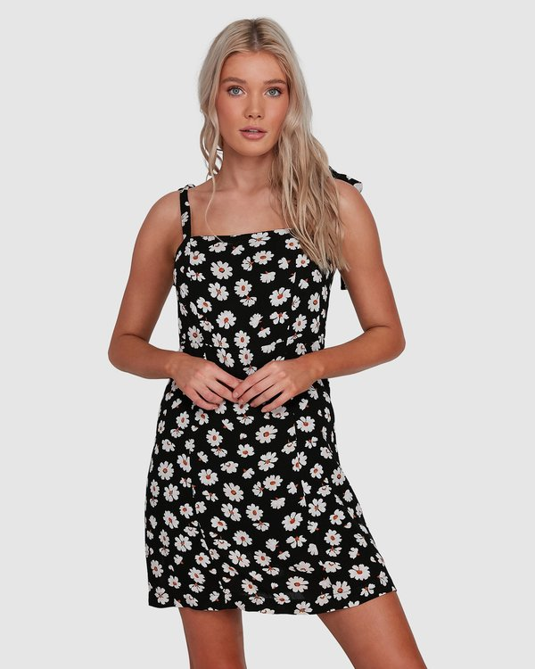 0 Margherita Dress Black JD921BMA Billabong