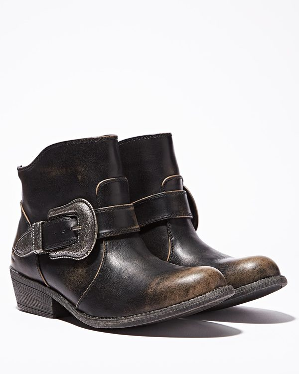 0 Buckle Up Ankle Boot  JFCTQBBU Billabong