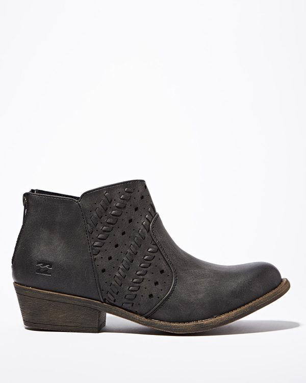 0 Over Under Ankle Boot Black JFCTQBOV Billabong