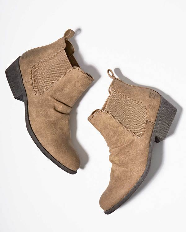 0 Sweet Surrender Ankle Boot Beige JFCTQBSW Billabong