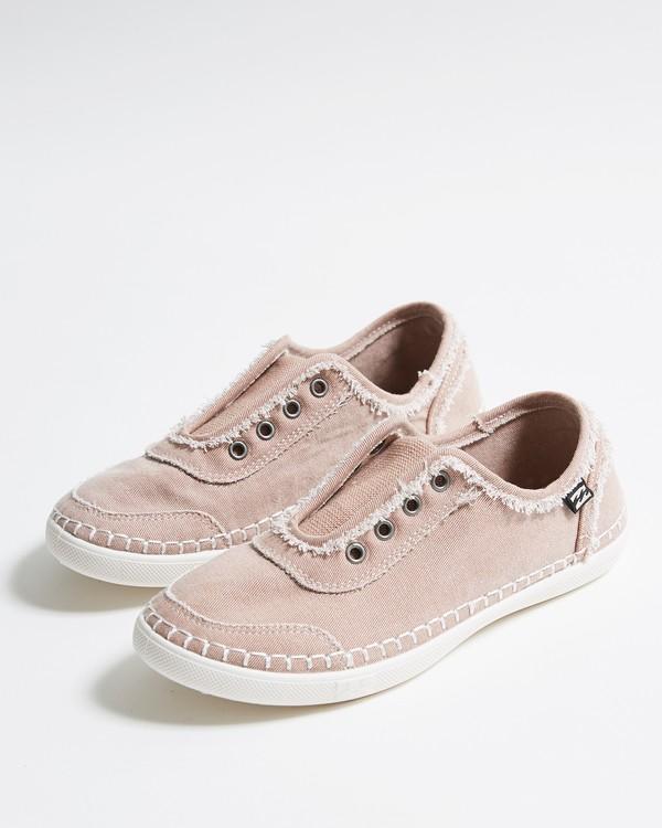 0 Cruiser Slip-On Shoe Pink JFCTTBCR Billabong