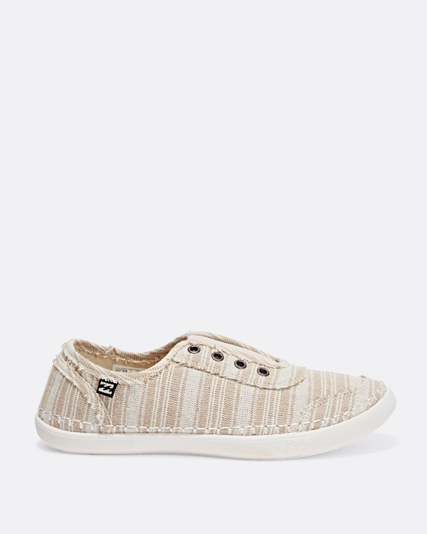 0 Cruiser Slip-On Shoe Beige JFCTTBCR Billabong