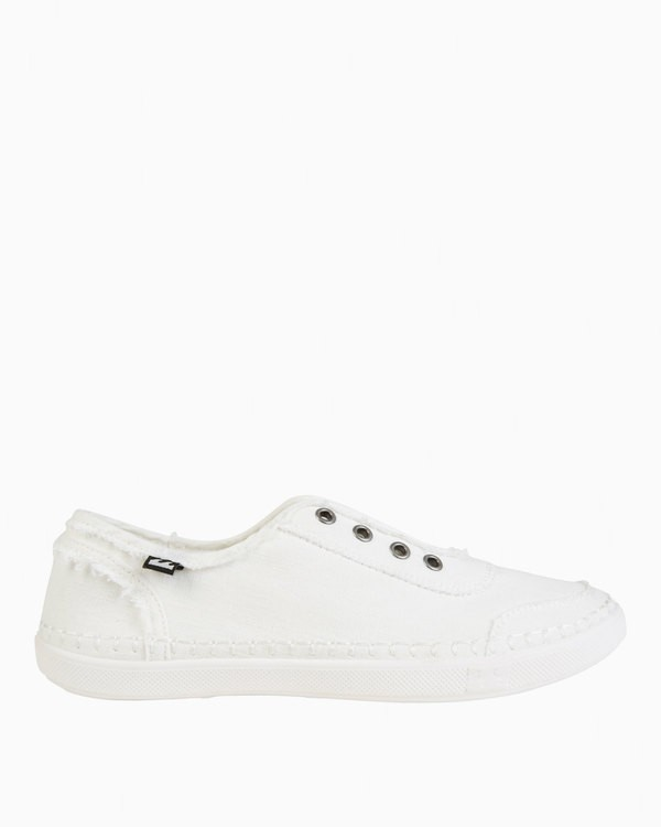 0 Cruiser Slip-On Shoe White JFCTTBCR Billabong
