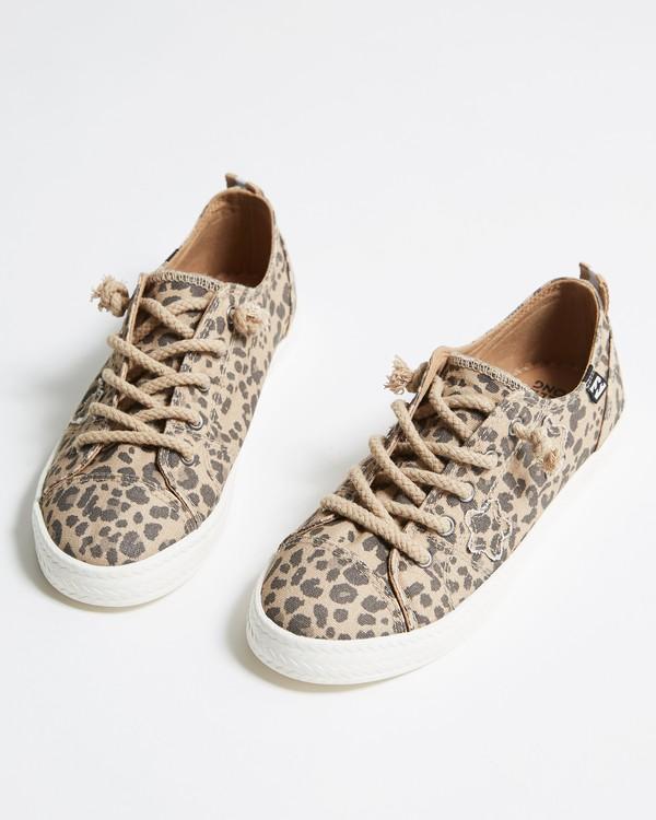 0 Marina Canvas Shoes Beige JFCTTBMA Billabong