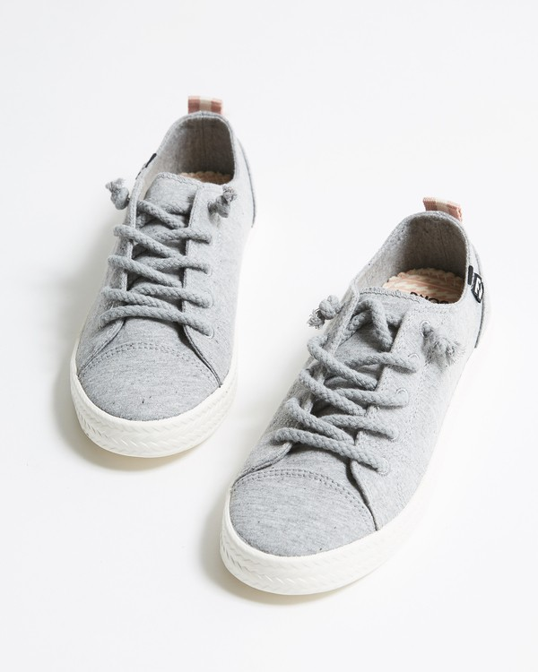 0 Marina Canvas Shoes Grey JFCTTBMA Billabong