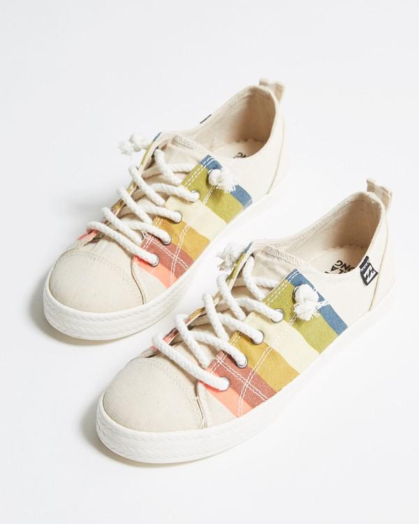 0 Marina Canvas Shoes Yellow JFCTTBMA Billabong
