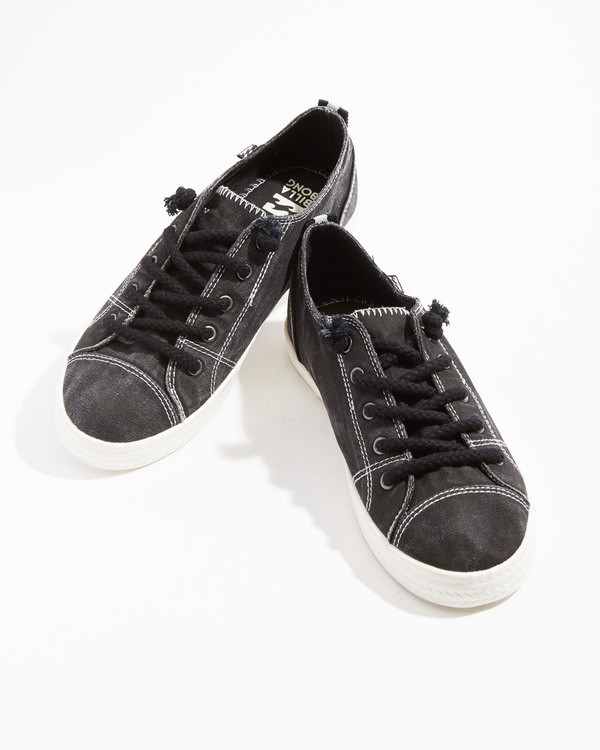 0 Marina Canvas Shoes Black JFCTTBMA Billabong