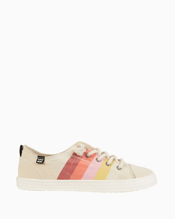 0 Marina Canvas Shoes Yellow JFCTTBMA Billabong