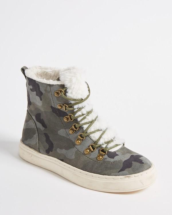 0 Take A Hike Shoe Camo JFCTWBTA Billabong