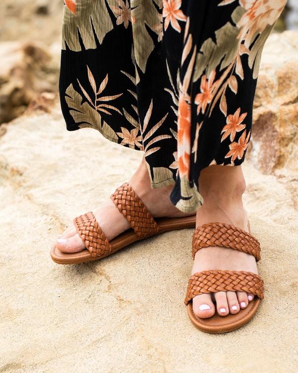 0 Endless Summer Slide Sandal Beige JFOT1BEN Billabong