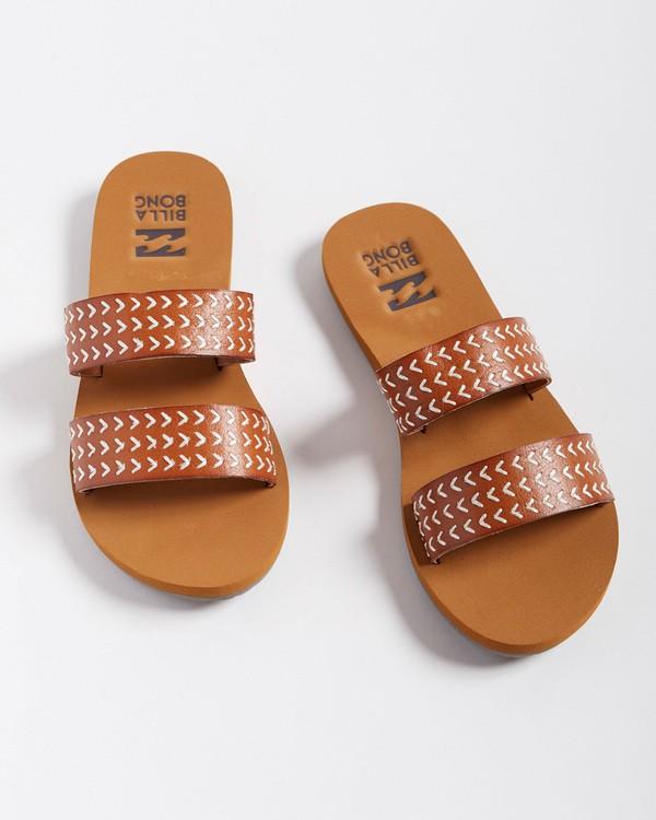 0 Odyssey Slide Sandal Beige JFOT1BOD Billabong