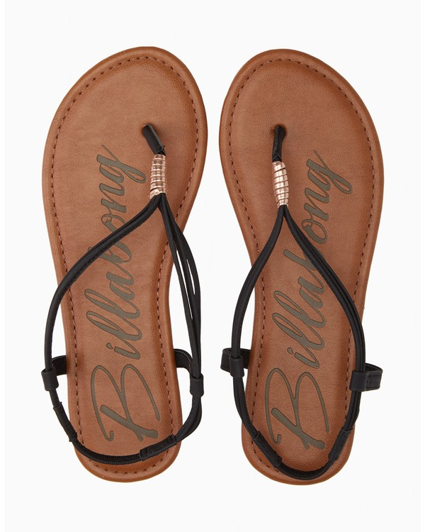 0 Strand Walk 2 Black JFOT1BSR Billabong