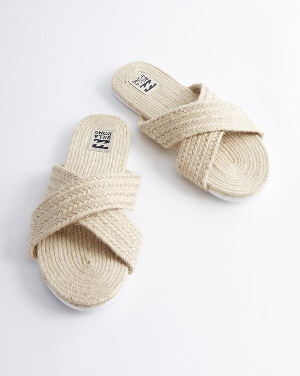 0 Rialta Sandal White JFOT2BRI Billabong