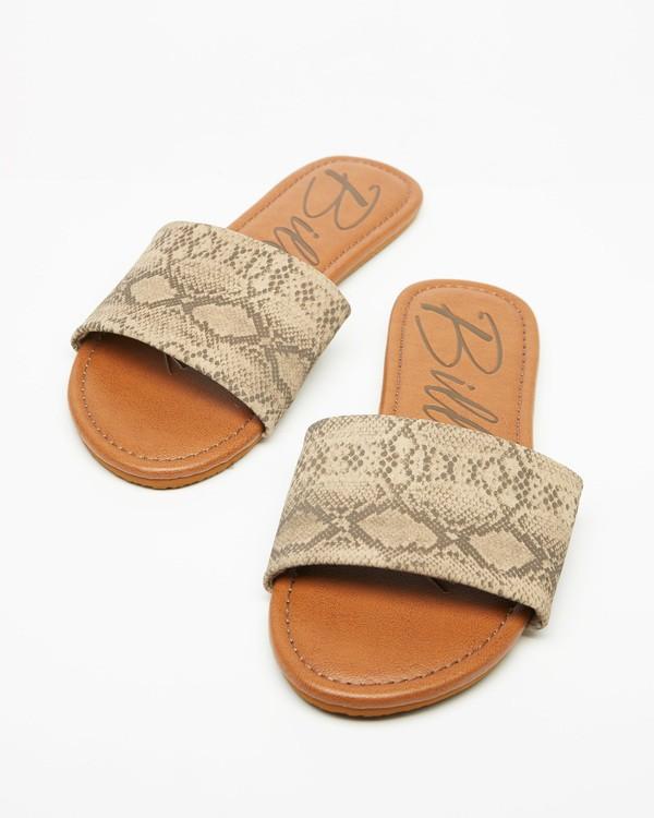 0 High Tide Sandal Beige JFOT3BHI Billabong