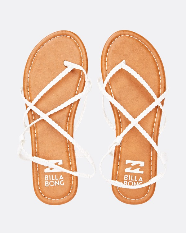 0 Crossing Over Sandal White JFOTNBCR Billabong