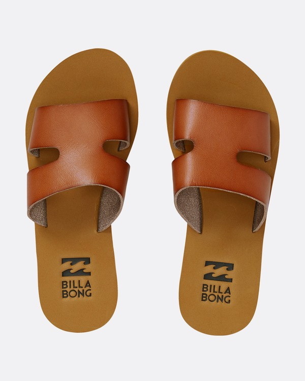 0 Wander Often Sandal Brown JFOTNBWA Billabong
