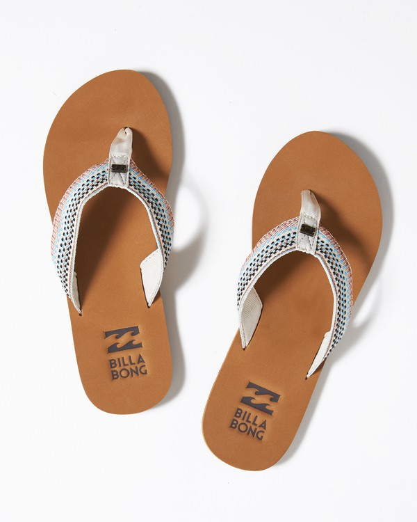 0 Baja Sandals Blue JFOTPBBA Billabong