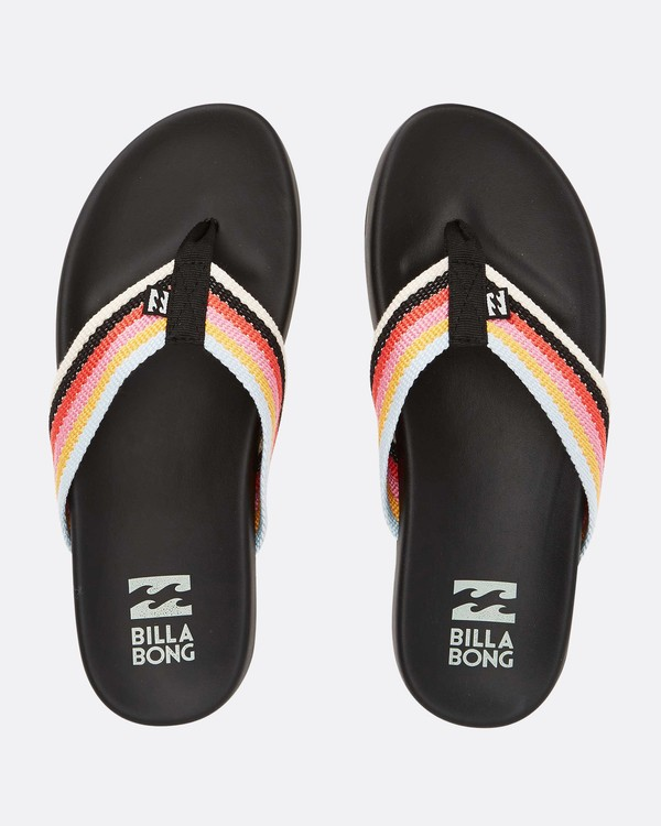 0 Beach Club Sandal Grey JFOTTBBE Billabong