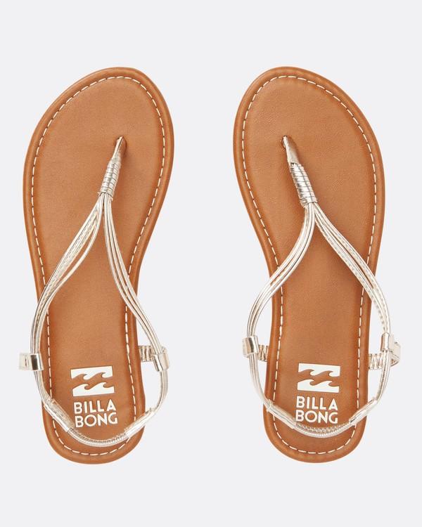 0 Strand Walk Sling Back Sandals Grey JFOTTBST Billabong
