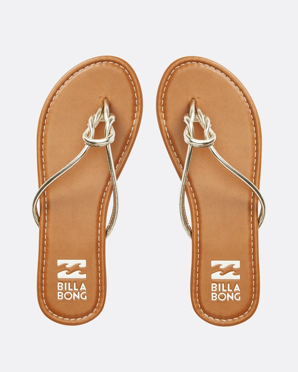 0 Why Knot Sandals Grey JFOTTBWH Billabong