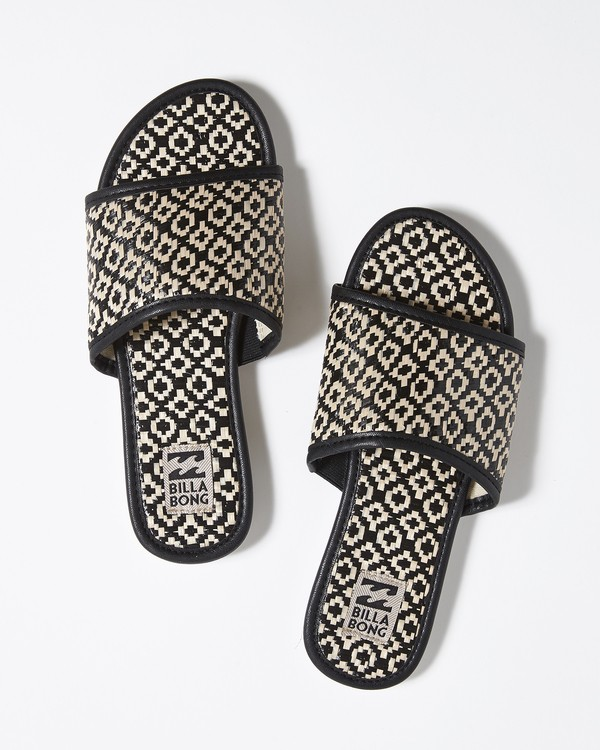 0 Suns Out Sandal Black JFOTUBSU Billabong