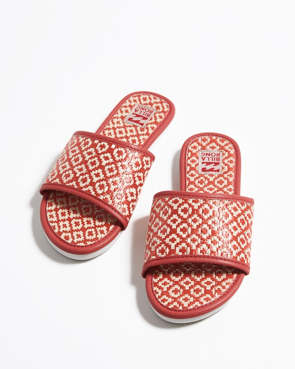 0 Suns Out Sandal Pink JFOTUBSU Billabong