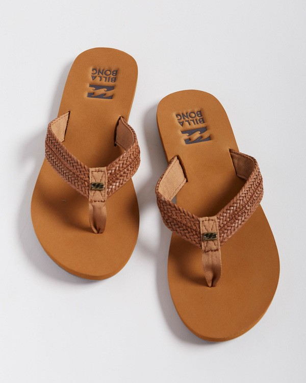 0 Kai Sandal Brown JFOTVBKA Billabong