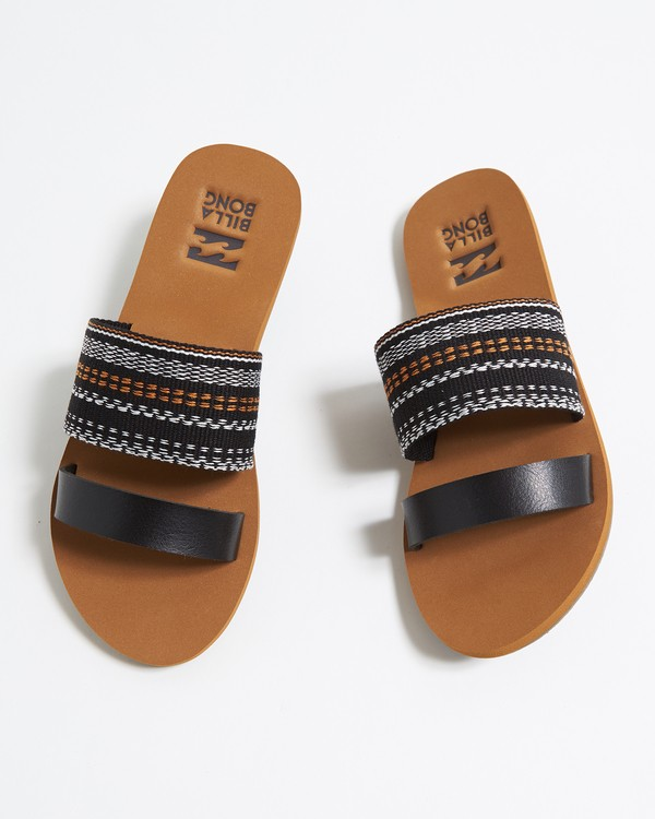 0 Slide Away Sandal Black JFOTVBSL Billabong