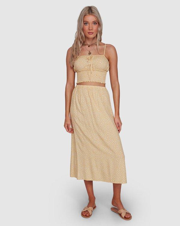 0 Florida Skirt Skirt Yellow JK911BFL Billabong