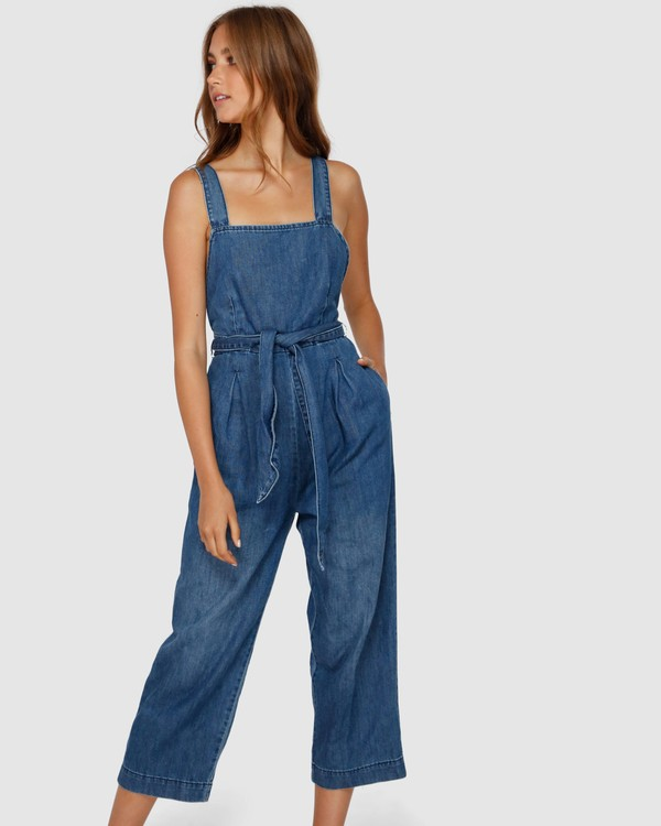 0 Sarai Jumpsuit Blue JN60VBSA Billabong