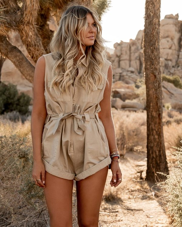 0 The Desert Romper  JN91SBDE Billabong