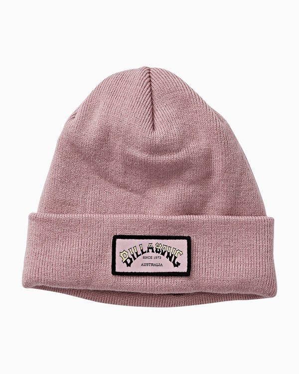 0 Women's Origin Beanie Purple JSBNVBOB Billabong