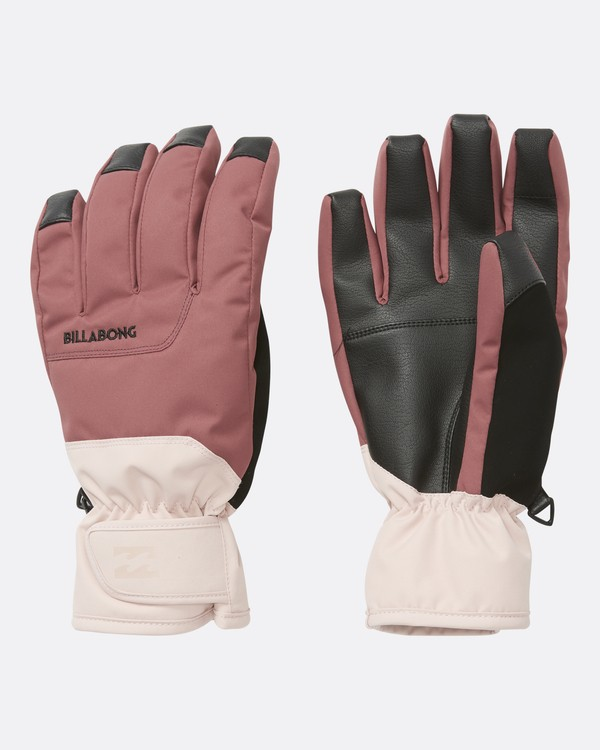 0 Women's Kera Snow Gloves  JSGLQKER Billabong