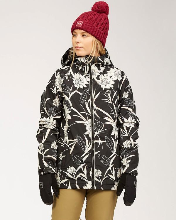 0 Women's Sula Snow Jacket Black JSNJ3BSU Billabong