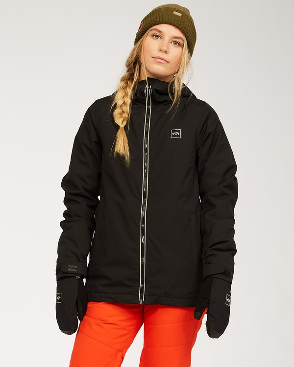 0 Women's Sula Snow Jacket Black JSNJ3BSU Billabong