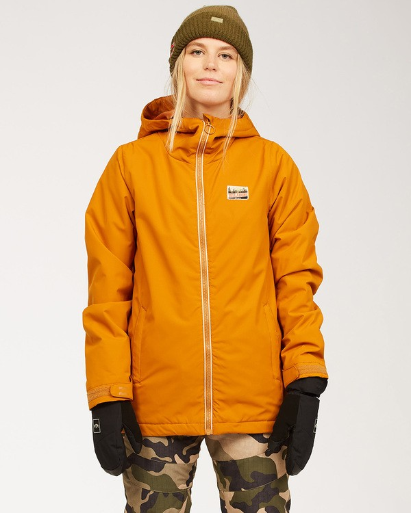 0 Women's Sula Snow Jacket  JSNJ3BSU Billabong
