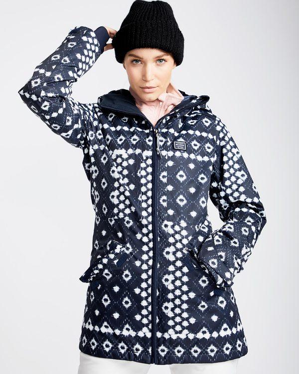 0 Women's Jara Outerwear Jacket Blue JSNJQJAR Billabong