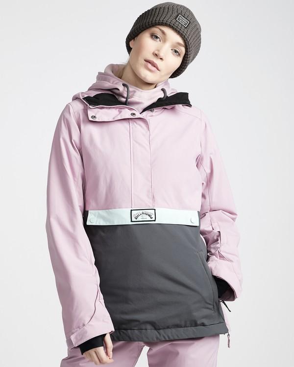 0 Women's Day Break Snow Jacket Purple JSNJVBDB Billabong