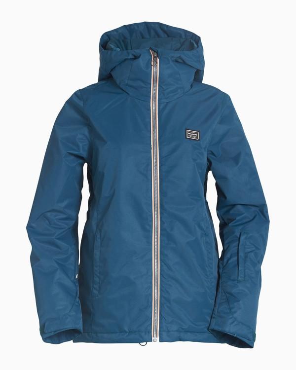 0 Women's Sula Snow Jacket Blue JSNJVBSU Billabong