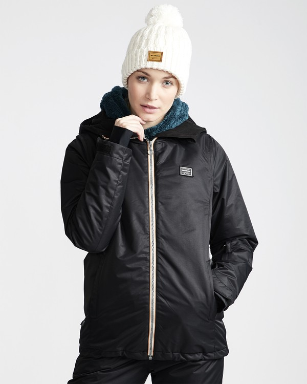 0 Women's Sula Snow Jacket Black JSNJVBSU Billabong