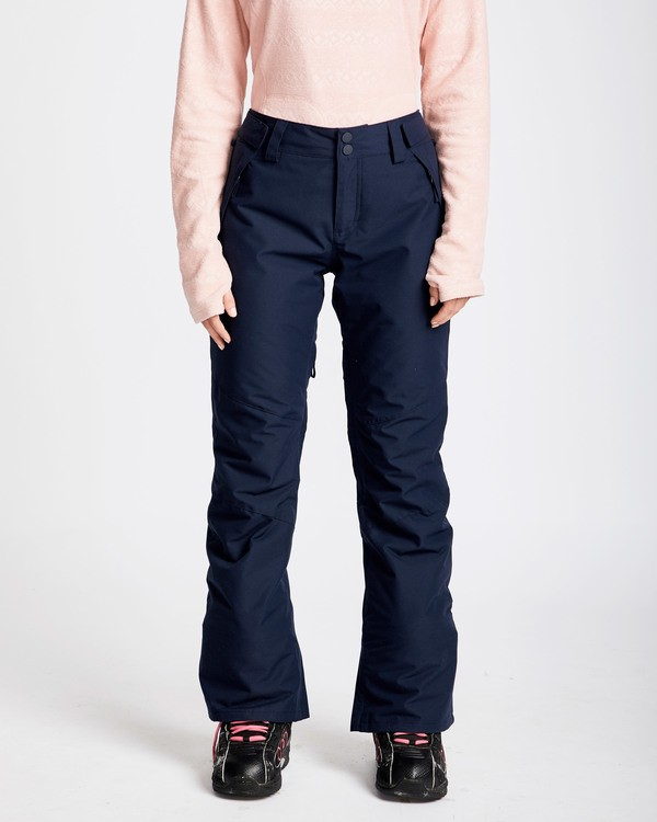 0 Women's Malla Outerwear Pants Blue JSNPQMAL Billabong