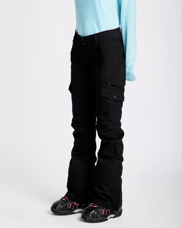 0 Women's Nela Slim Fit Outerwear Pants Black JSNPQNEL Billabong