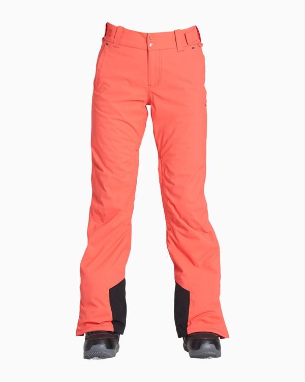0 Women's Drifter Snow Pant Red JSNPVBDS Billabong