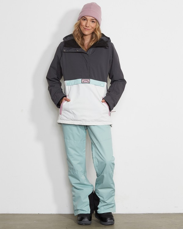 0 Women's Malla Snow Pant Blue JSNPVBMA Billabong