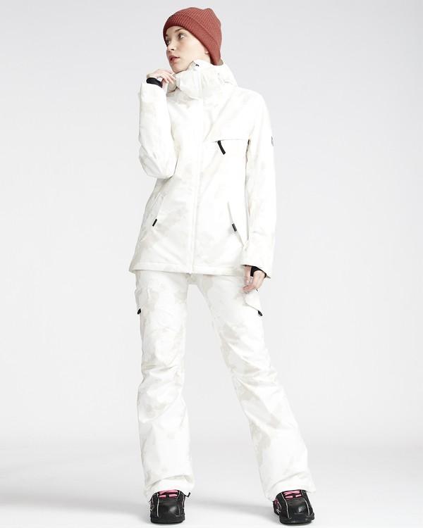 0 Women's Nela Snow Pant Grey JSNPVBNE Billabong